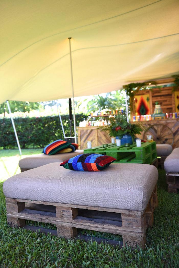 chair rentals in miami cushions at bed bath beyond kara's party ideas mexican birthday fiesta |