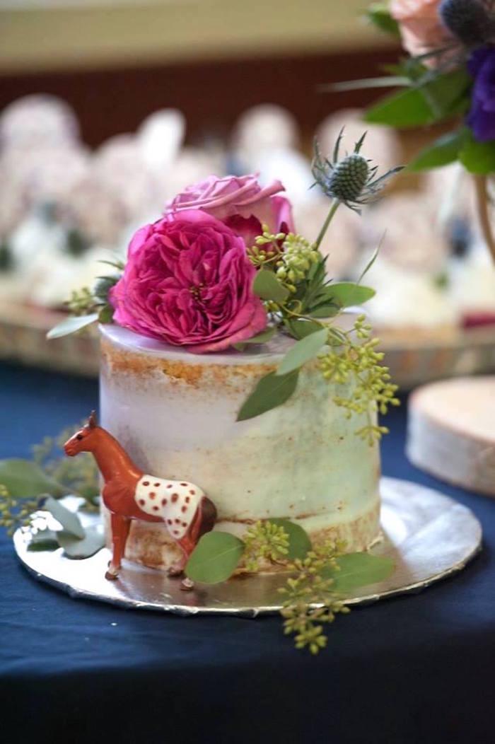 Kara S Party Ideas Rustic Equestrian Horse Birthday Party