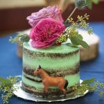 Kara S Party Ideas Rustic Equestrian Horse Birthday Party Kara S Party Ideas