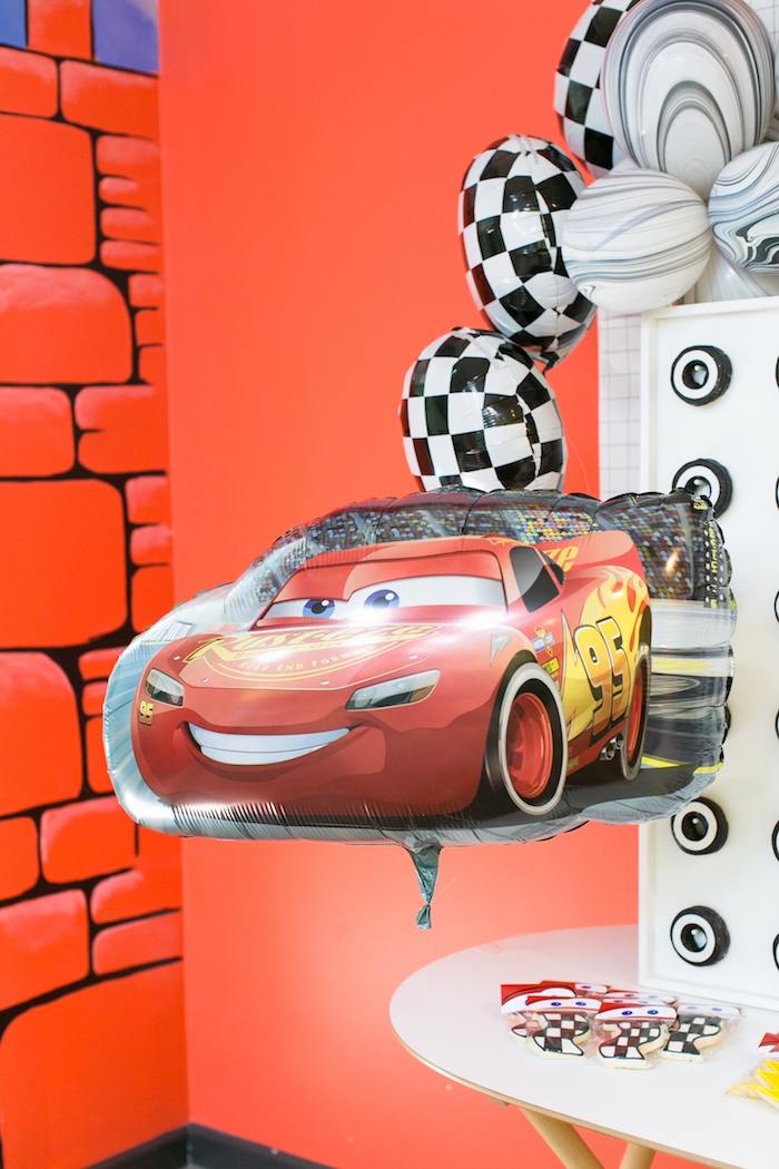Kara S Party Ideas Cars 3 Birthday Party Kara S Party Ideas