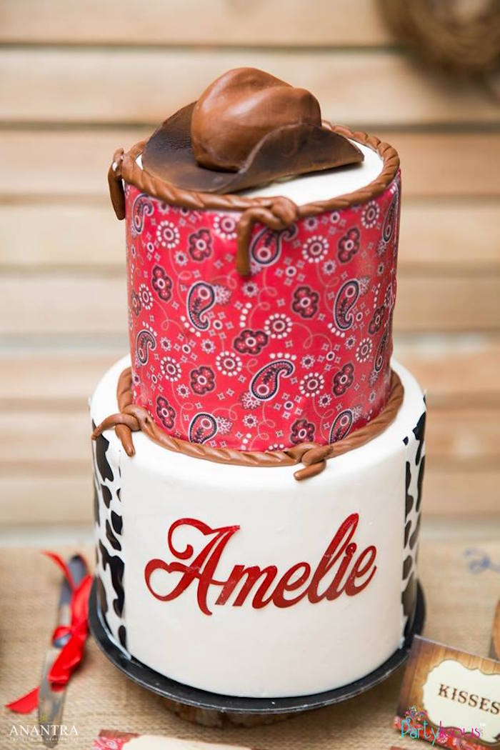 Kara S Party Ideas Cowboys Amp Cowgirls Joint Birthday Party