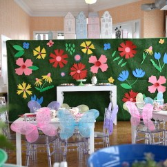 Little Kids Table And Chairs Invisible Chair Stand Buy Kara's Party Ideas Fairy Garden Craft |