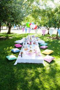 Kara's Party Ideas Sunny Teddy Bear Picnic Birthday Party ...