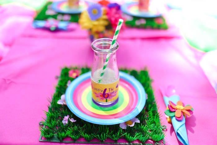 Karas Party Ideas Troll Tastic Trolls Birthday Party
