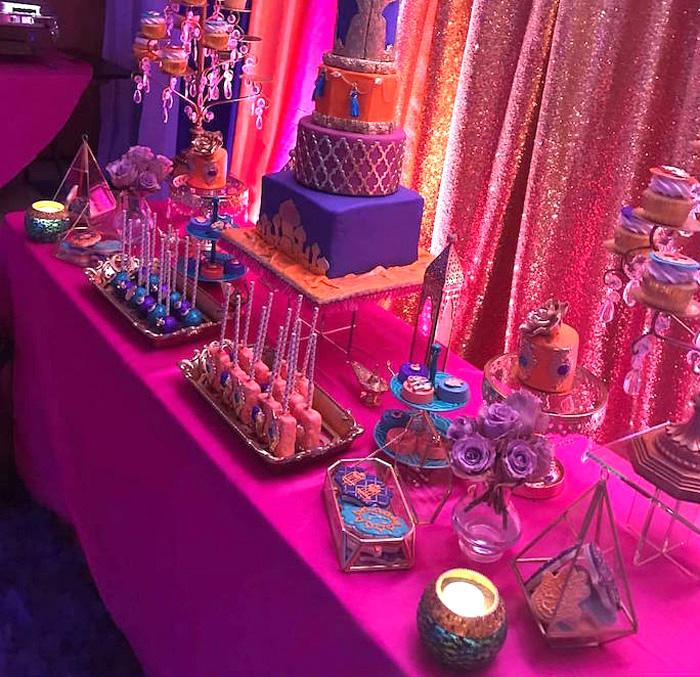 Karas Party Ideas Moroccan Baby Shower  Karas Party Ideas