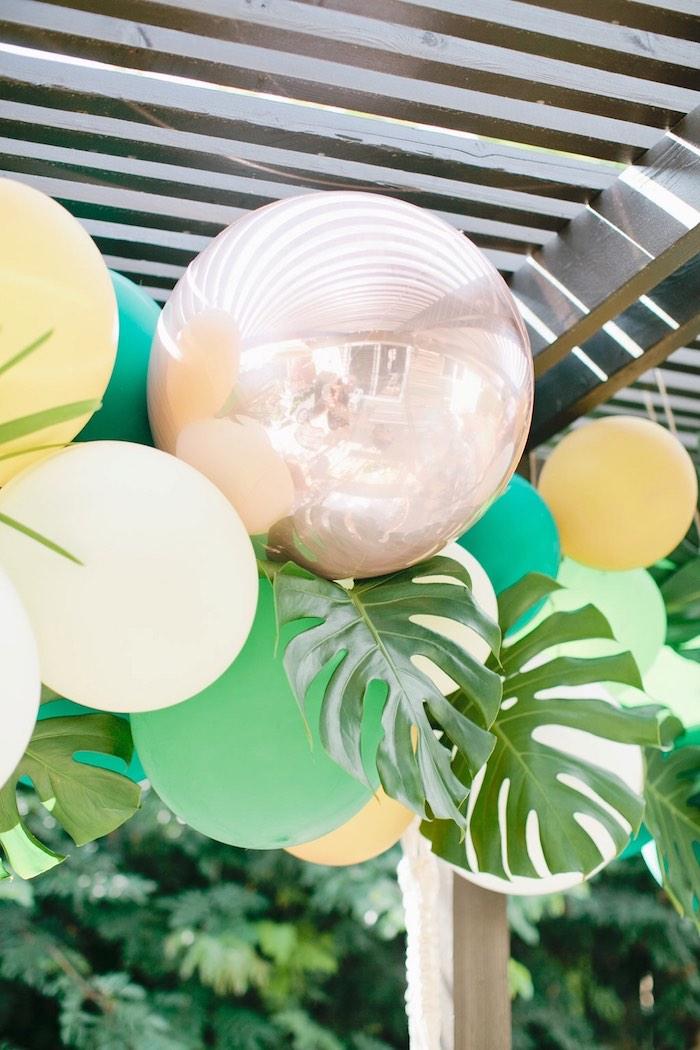 Karas Party Ideas Jungle 1st Birthday Party  Karas