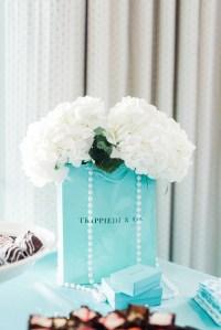 Kara's Party Ideas Tiffany & Co. Bridal Shower   Kara's ...