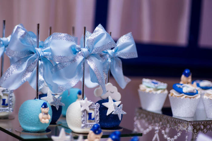 Karas Party Ideas Twinkle Twinkle Star Baby Shower  Kara