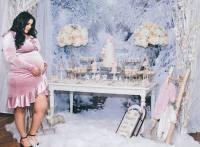 Kara's Party Ideas Winter Wonderland Baby Shower   Kara's ...