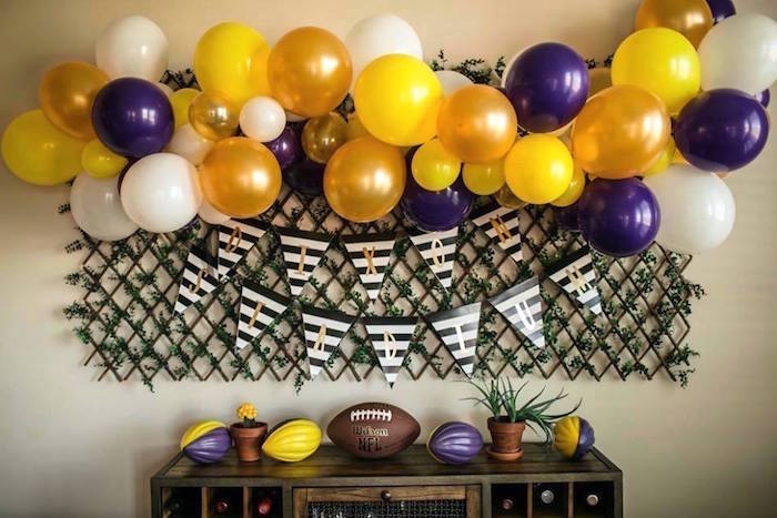 Football Office Decorations
