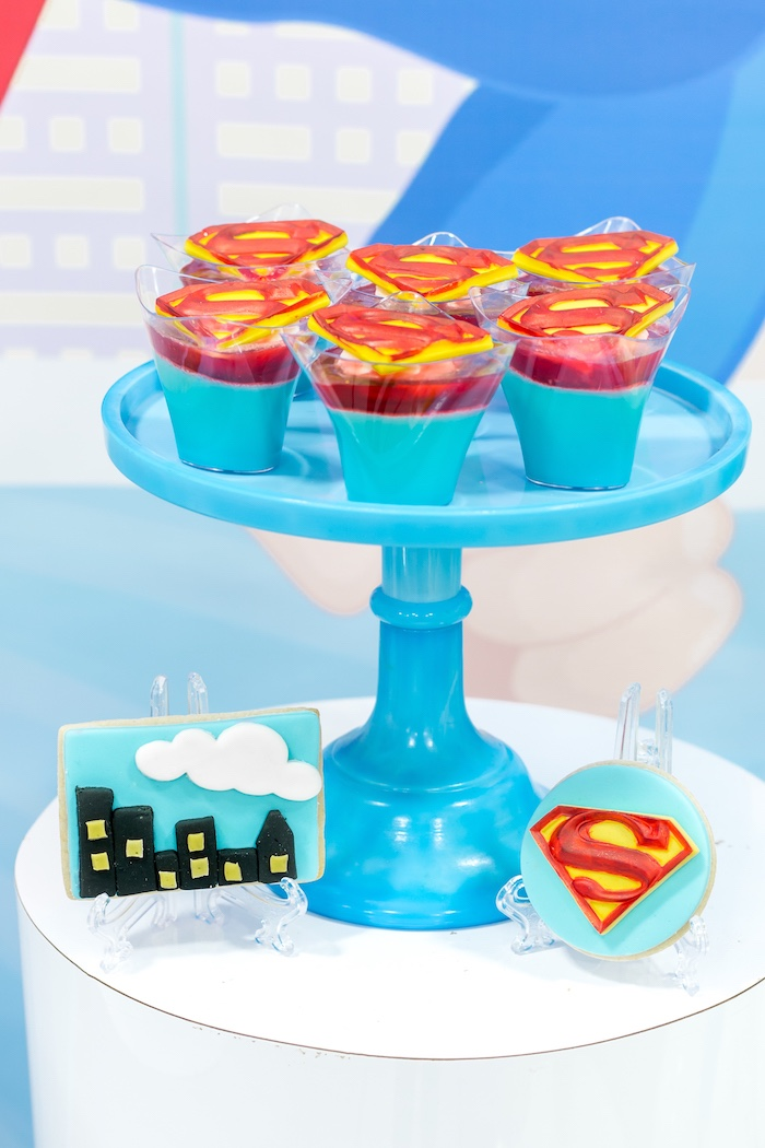 Kara S Party Ideas Superman Birthday Party Kara S Party
