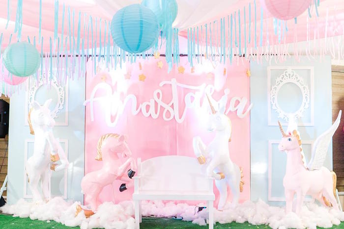 Latest Wallpaper Boy And Girl Kara S Party Ideas Pastel Unicorn Birthday Party Kara S
