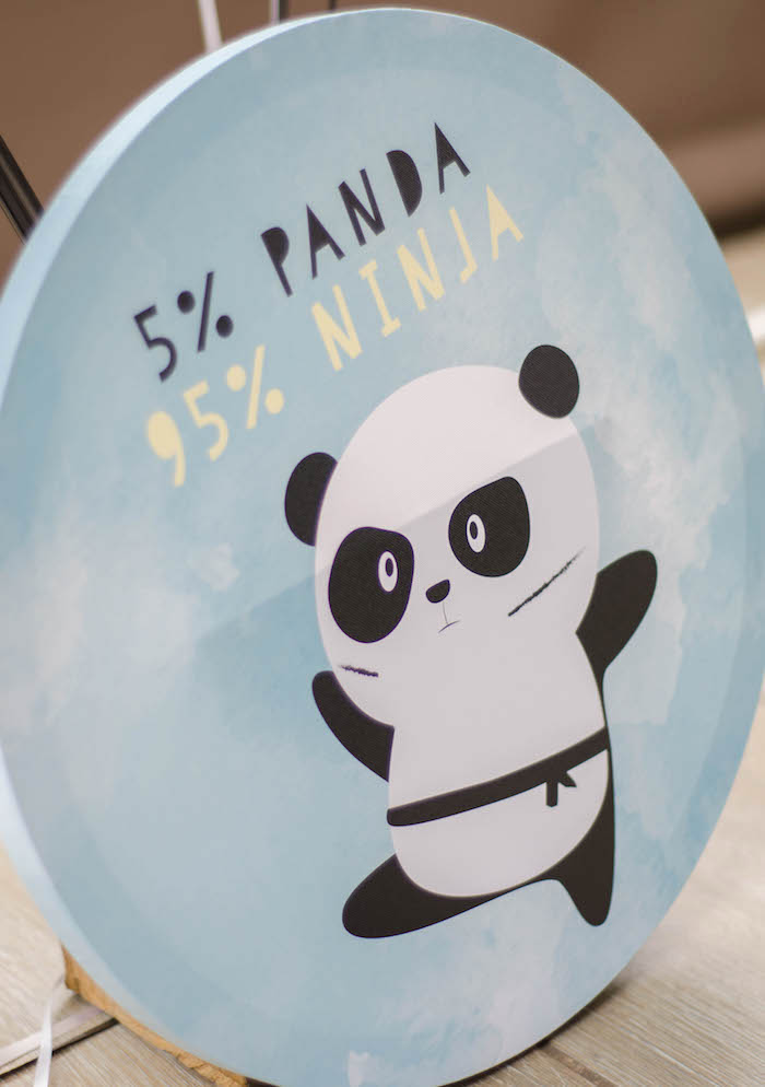 Kara S Party Ideas Quot Party Like A Panda Quot Birthday Party
