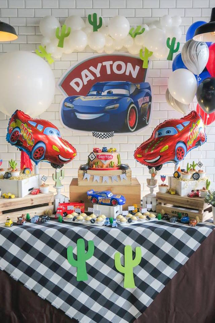 fabulous disney cars themed bedroom