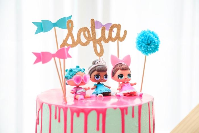 Karas Party Ideas Lol Surprise Birthday Bash Karas Party Ideas