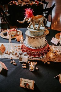 Kara's Party Ideas The Greatest Showman Inspired Circus ...