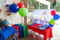 Kara's Party Ideas PJ Masks Birthday Party | Kara's Party ...