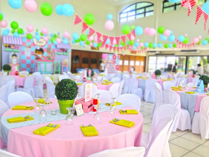 Kara S Party Ideas 1950 S American Diner Birthday Party