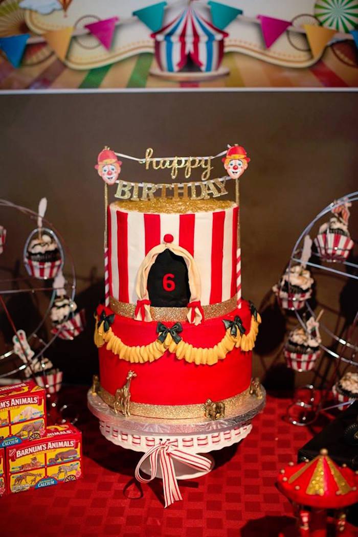 Magic Themed Snacks Birthday Party