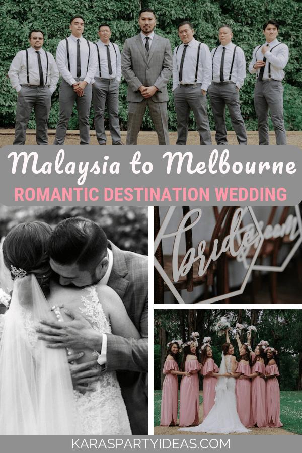 Kara S Party Ideas Malaysia To Melbourne Romantic