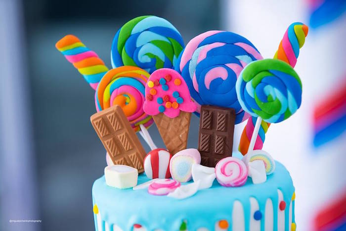 Kara S Party Ideas Dylan S Candy Bar Inspired Birthday