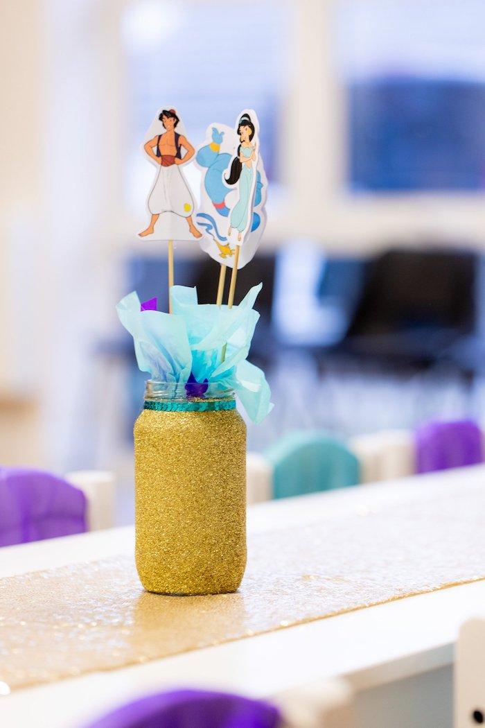 Karas Party Ideas Aladdin Birthday Party  Karas Party Ideas