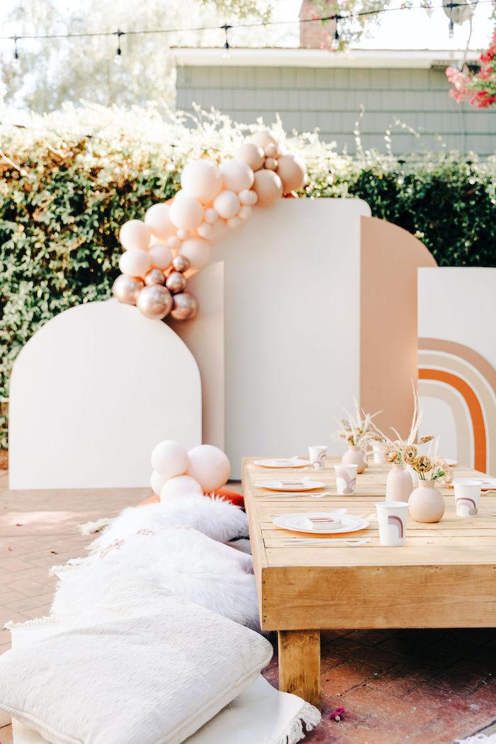 Rainbow Baby Celebration on Kara's Party Ideas | KarasPartyIdeas.com (28)