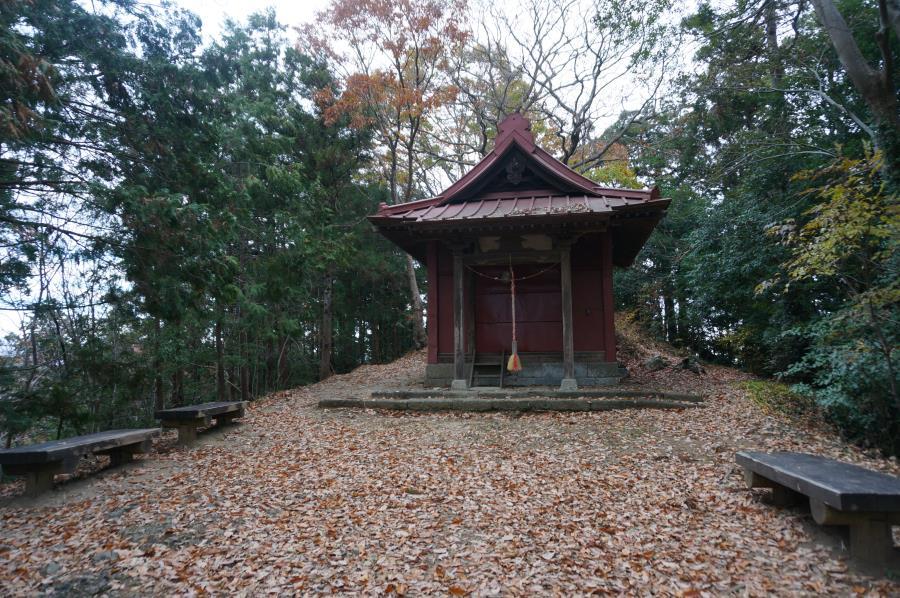 栃木市の太平山と中山