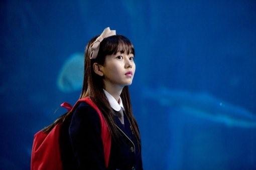 匂いを見る少女 キム・ソヒョン