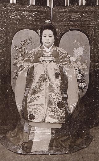 皇貴妃(ファンキビ:황귀비)巌氏(オムシ:엄씨)