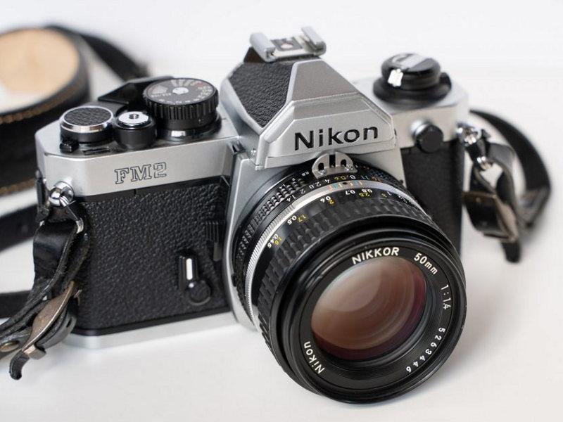 チニョクのカメラ