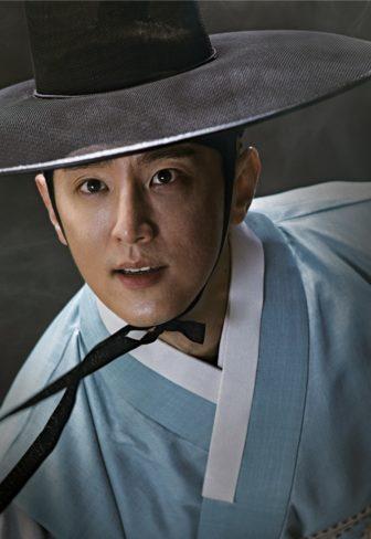 韓国ドラマ 獬豸(ヘチ) クォン・ユル