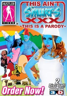 #FunFindFriday: Smurfs XXX Porn Parody