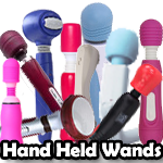 Vibrating Hand Held Wands