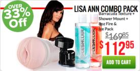Lisa Ann Black Friday Combo Pack