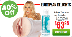 Fleshlight Girls Black Friday Euro Combo Pack