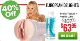 Fleshlight Girls Black Friday Euro Combo Pack