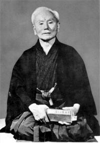 Gichin Funakoshi (1868-1957) - Fondateur du karaté shotokan