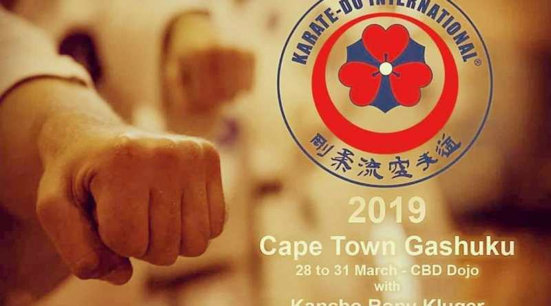 2019 CT Gashuku Schedule