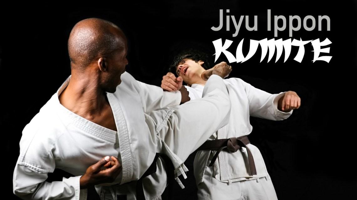 Ceinture noire : les secrets de Jiyu Ippon Kumite