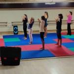 Le karaté + 60 ans: l'entraînement déplacé au vendredi 16h