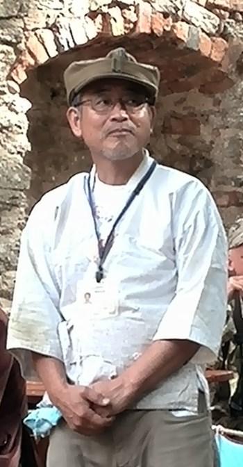 Gość główny – Kowal Cesarza Japonii, Pan Hiroshi Kojima.