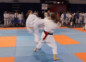 SA JKA National Championships 2019 – Senior Ladies Kumite
