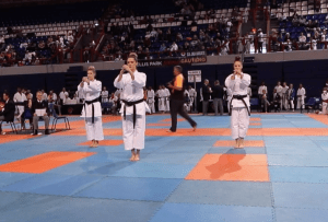SA JKA National Championships 2019 – Senior Ladies Unison Kata