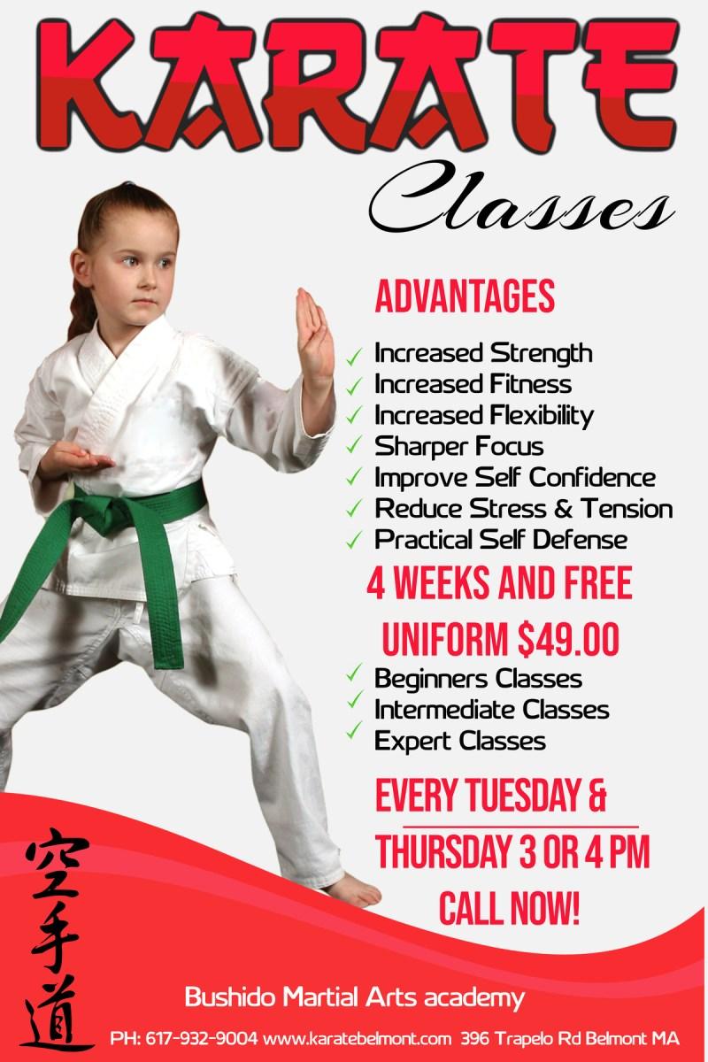 Kids Karate Belmont