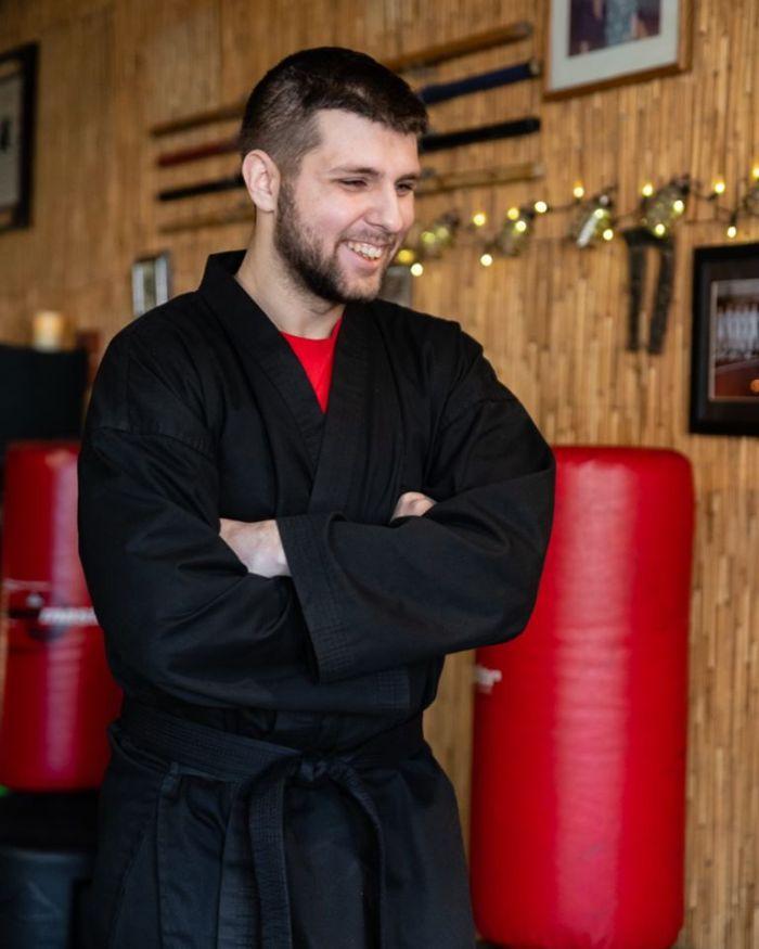 karate online class
