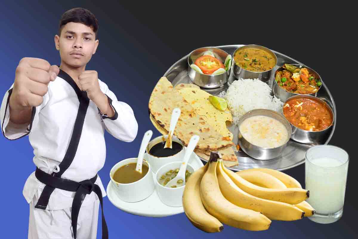 Easy Diet Plan For Martial Arts 2021 | Martial Diet Chart In Hindi