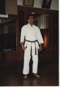 Yasuda Tetsunosuke Sensei