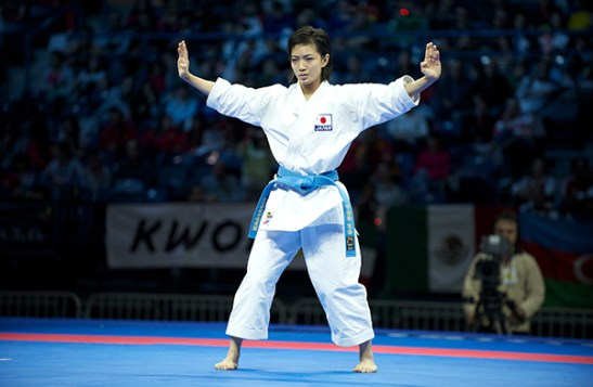 World Karate Championship senior Belgrad 2010 -