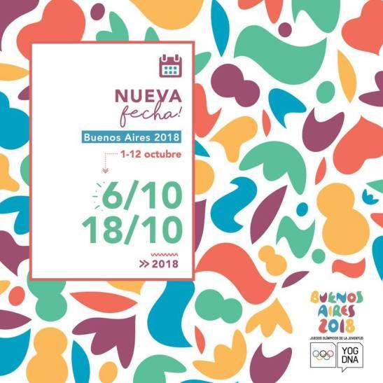 Los Juegos Olimpicos De La Juventud Buenos Aires 2018 Cambiaron Su